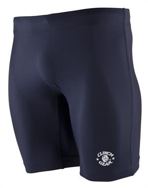 Clinch Gear Navy Vale Tudo Shorts